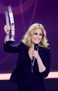 Helene Fischer, der derzeit mit Abstand erfolgreichste Musikexport aus Deutschland. (Bild: Keystone)