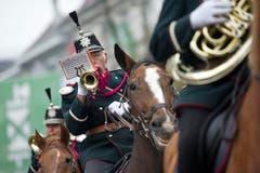 Die Bereitermusik Bern (Bild: Urs Jaudas)