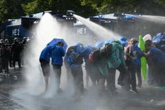 DEUTSCHLAND G20 GIPFEL HAMBURG (Bild: Keystone)
