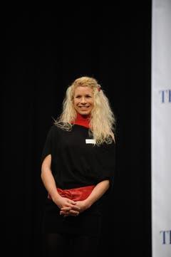 2010 wurde Linda Züblin zur Thurgauer Sportlerin des Jahres gewählt. (Bild: NANA DO CARMO)