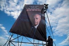 Am 4. November 2015 jährt sich die Ermordung Rabins zum 20. Mal. (Bild: Keystone)