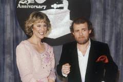 """Mit Jennifer Warnes interpretierte Joe Cocker Anfang der 80er-Jahre """"Up Where We Belong"""" - ein Riesenhit. (Bild: Keystone)"""