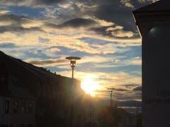Reykjavik, 23 Uhr... (Bild: Marion Loher)