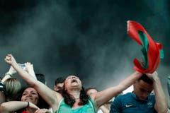 Soccer Euro 2016 Portugal France (Bild: Keystone)