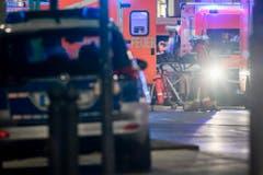 Truck crashes into a Christmas market in Berlin (Bild: Keystone)