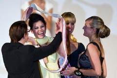 Patricia Rimle ist die Miss Ostschweiz 2011 (Bild: Urs Jaudas)