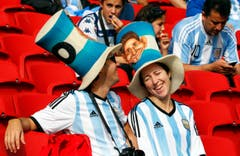 Group F - Nigeria vs Argentina (Bild: Keystone)
