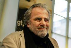 Im Januar 2006 war Maximilian Schell an den Solothurner Filmtagen zu Gast - er erzählte aus seinem Leben. (Bild: Keystone)