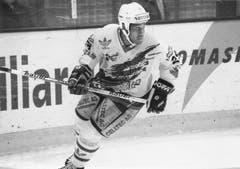 Auch Claude Vilgrain war ein Teil der Aufsteigermannschaft. (Bild: Archiv)