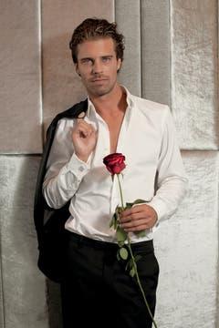 Er ist der Bachelor: Vujo Gavric. (Bild: pd)