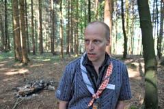 Lagerarzt Patrick Scheiwiler lobte die Reaktion der übrigen Pfadfinder nach dem Unglück. (Bild: Hanspeter Schiess)