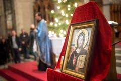 Rorschach - Orthodoxes Weihnachtsfest in Rorschach in der Herz Jesu Kirche Weihnachten (Bild: Ralph Ribi)