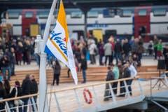 Die Bodensee-Schifffahrt glaubt an den Standort Romanshorn - und hat investiert. (Bild: Reto Martin)