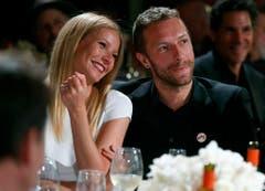 2014 waren Gwyneth Paltrow und Chris Martin noch glücklich. (Bild: Keystone)