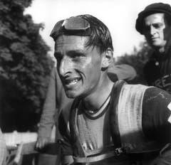 1950 der Gesamtsieg an der Tour de France (Bild: Keystone)
