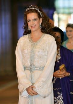 Prinzessin Lalla Salma von Marokko. (Bild: Keystone)