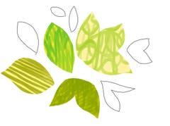 Komorebi - Japanisch: Das Sonnenlicht, das durch die Blätter von Bäumen schimmert. (Bild: pd)