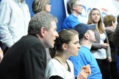 Rund 250 Amriswiler Anhänger waren nach Bern gereist, um ihr Team zu unterstützen. (Bild: Rita Kohn)