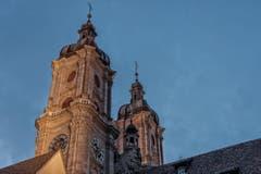 Der Dom in St.Gallen. (Bild: Cyrill Schlauri)
