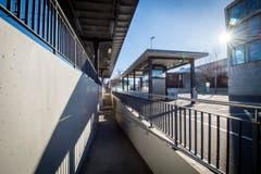 Seit über hundert Jahren gibt es fünf Gleise in Weinfelden. Der Bahnhof ist Knotenpunkt des Bahnverkehrs im Thurgau. Täglich frequentieren ihn 185 Züge. (Bild: Reto Martin (29. Dezember 2017))