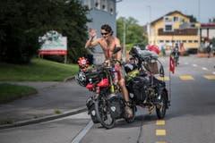 Slow Up 2017: Rund um den Bodensee. (Bild: Thi My Lien Nguyen)