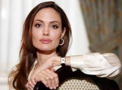 Jolie im Jahr 2011. (Bild: Keystone)