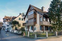 In diesem Haus wohnte Udo Jürgens zuletzt. (Bild: Keystone)