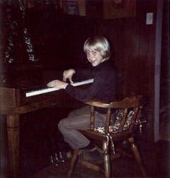 Als Kind galt Kurt Cobain als hyperaktiv und musste Ritalin nehmen. (Bild: Keystone)