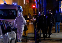 FRANCE PARIS SHOOTING (Bild: Keystone)