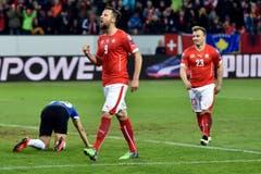 Haris Seferovic (Eintracht Frankfurt) (Bild: Keystone)