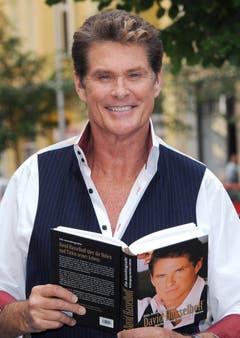 Auch eine Autobiographie hat der US-Schauspieler und -Sänger schon veröffentlicht. (Bild: Keystone)