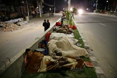 Hundreds dead in Nepal earthquake, emergency declared (Bild: Keystone)