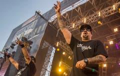 Cypress Hill (Bild: Reto Martin)