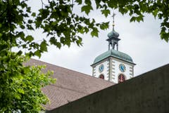 Die katholische Kirche St. Ulrich in Kreuzlingen. (Bild: Reto Martin)