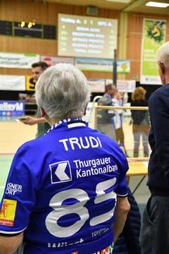 Auch die Unterstützung von Trudi hat nicht für ein Weiterkommen gereicht. (Bild: Manuel Nagel)
