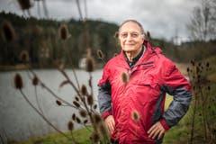 So sieht Ueli Eisenhut heute aus. Der 67-Jährige wohnt und arbeitet in St.Gallen. (Bild: Benjamin Manser)