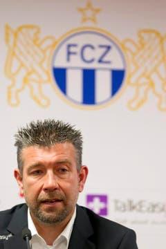 Der Trainerjob beim FC Zürich war für Ur-Zürcher Urs Fischer eine Herzensangelegenheit. (Bild: Keystone)