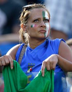 Brazil Soccer WCup Italy Uruguay (Bild: Keystone)