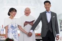 Mit dem Angebot sollen Gäste aus China angesprochen werden. (Bild: Keystone)