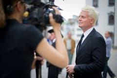 Guido Cantz, Kurt Felix' Nachfolger bei «Verstehen Sie Spass?». (Bild: Benjamin Manser)
