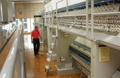 Das Unternehmen setzt auf die Verbindung von Mode und Technik: In jüngster Zeit sind Neuentwicklungen wie textile Heizelemente, textile Sensoren oder Lichttextilien hervorgegangen. (Bild: Keystone)