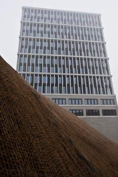 Das Siegerprojekt stammt von den Architekten Staufer & Hasler aus Frauenfeld. (Bild: Keystone)