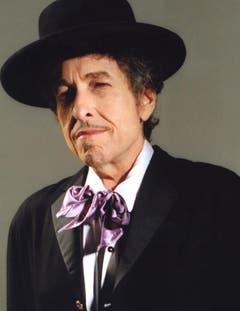 Mit 20 sollte Dylan einen Vertrag mit dem Label Columbia unterschreiben, damals war er aber noch nicht volljährig. Weil er keine Lust hatte, seine kleinbürgerlichen Eltern aus Duluth/Minnesota zur Unterschrift herbeizuholen, erklärte sich Dylan kurzerhand zum Waisen. Damit lief der Deal. (sda) (Bild: Keystone)