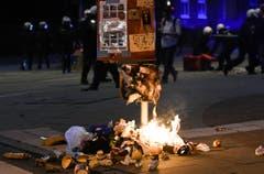 G20 - Aktivisten (Bild: Keystone)