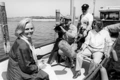 """Sie spielte in der Serie """"Kir Royal"""" aber auch im «Traumschiff», im «Tatort» oder in «Das Erbe der Guldenburgs» – und ebenso in zahlreichen Kinofilmen. (Bild: Keystone)"""