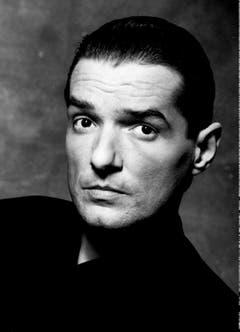 Kurz vor seinem 41. Geburststag ist Falco bei einem Autounfall gestorben. (Bild: Keystone)