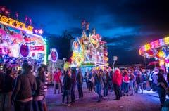 Seenachtsfest Fantastical Samstag (Bild: Andrea Stalder)