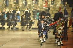 Die keltischen Traditionen werden gefeiert. (Bild: Hanspeter Schiess)