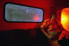 Pendeln im Tunnel. (Bild: Keystone)