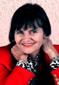 Micheline Calmy-Rey als Genfer Grossrätin. (Bild: Keystone)